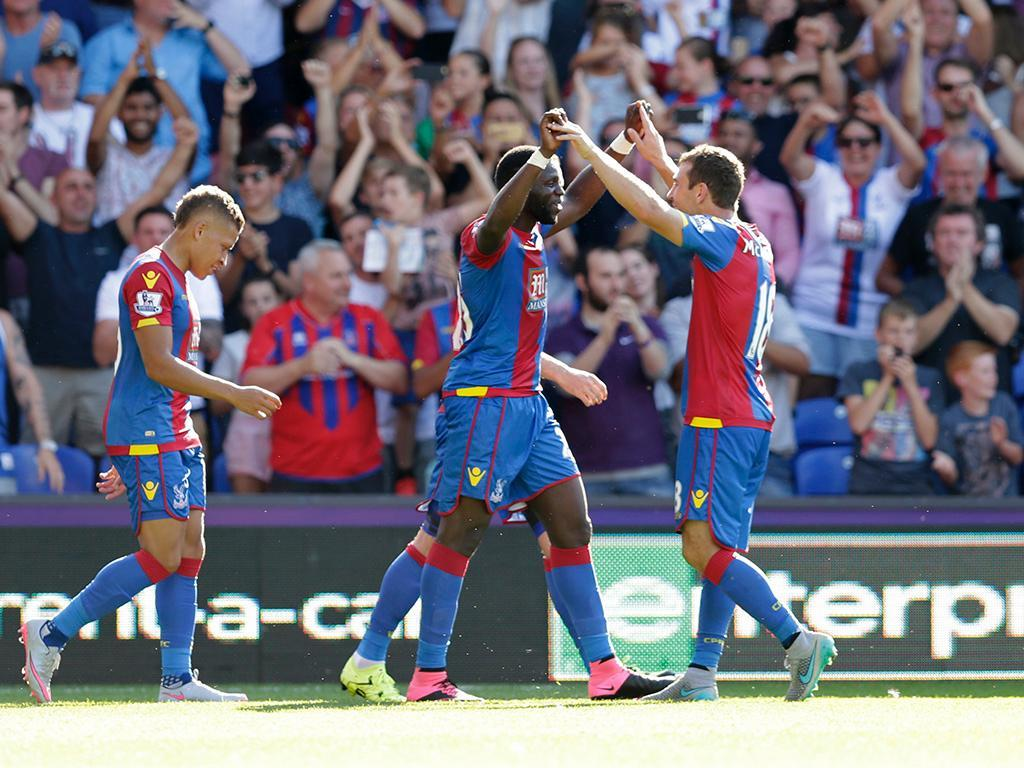 Crystal Palace-Aston Villa (Reuters)