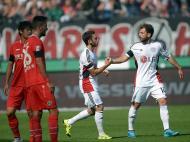Hannover-Leverkusen (Lusa)