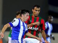 Marítimo-FC Porto (LUSA/ Gregório Cunha)