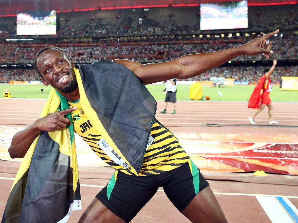Usain Bolt continua a ser o mais rápido do mundo