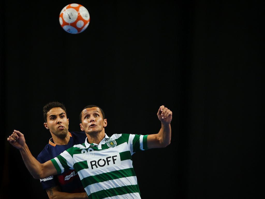 Futsal: Sporting-Barcelona