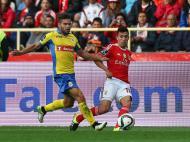Arouca-Benfica (LUSA/ Paulo Navais)