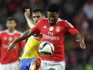 Arouca-Benfica (REUTERS/ Miguel Vida)