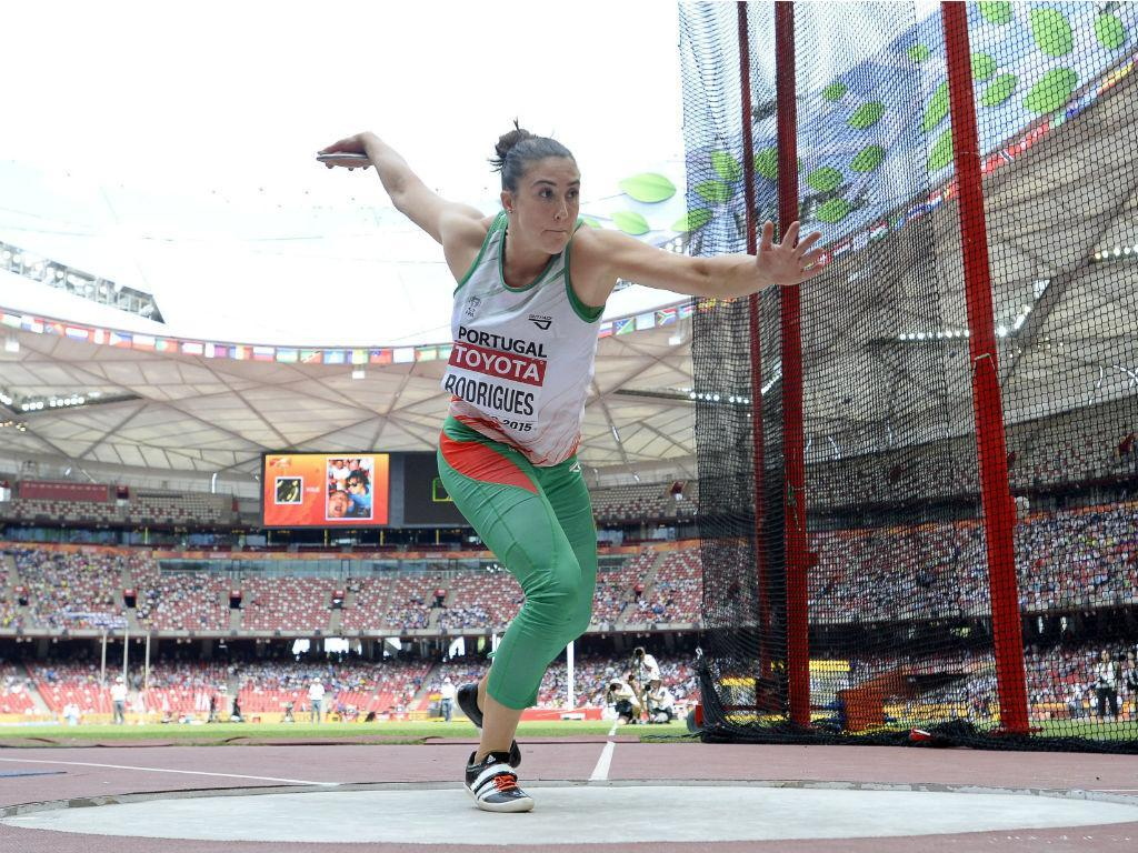 Irina Rodrigues (Franck Robichon/EPA)