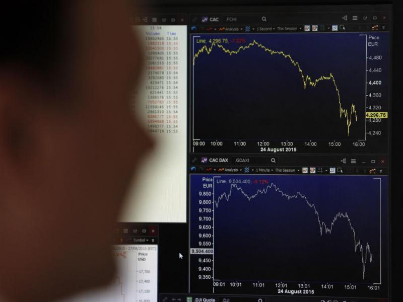 Mercados [Reuters]