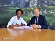 OFICIAL: Cuadrado é reforço da Juventus (foto Juventus)