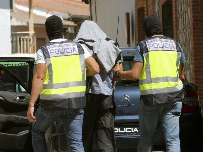 Operação antiterrorismo (Lusa/EPA)