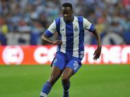 Cissokho (Site FC Porto)