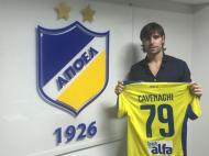 Fernando Cavenaghi no APOEL