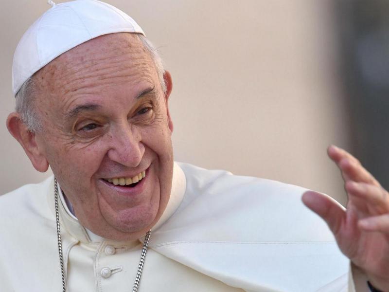 Papa Francisco (Lusa/EPA)