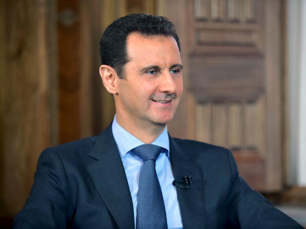 Bashar al-Assad (Reuters)