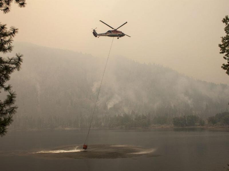 Incêndio (Reuters)