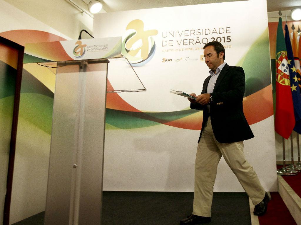 Jorge Moreira da Silva (Lusa/Nuno Veiga)