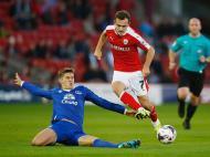 Barnsley-Everton (Reuters/ Yves Herman)