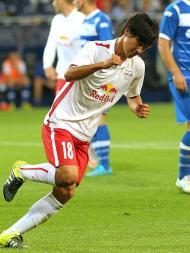 Liga Europa: Salzburgo vs Dinamo Minsk (EPA)