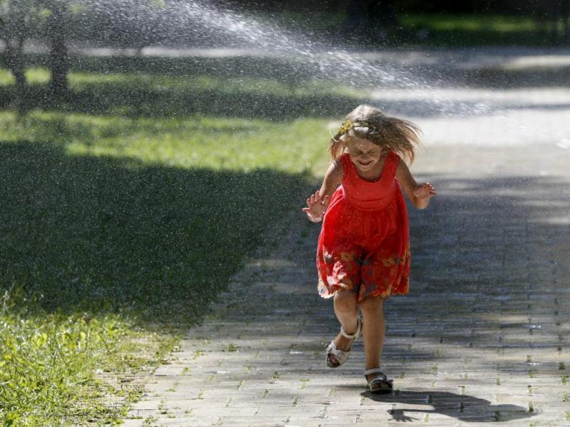 Bom tempo [Foto: Reuters]