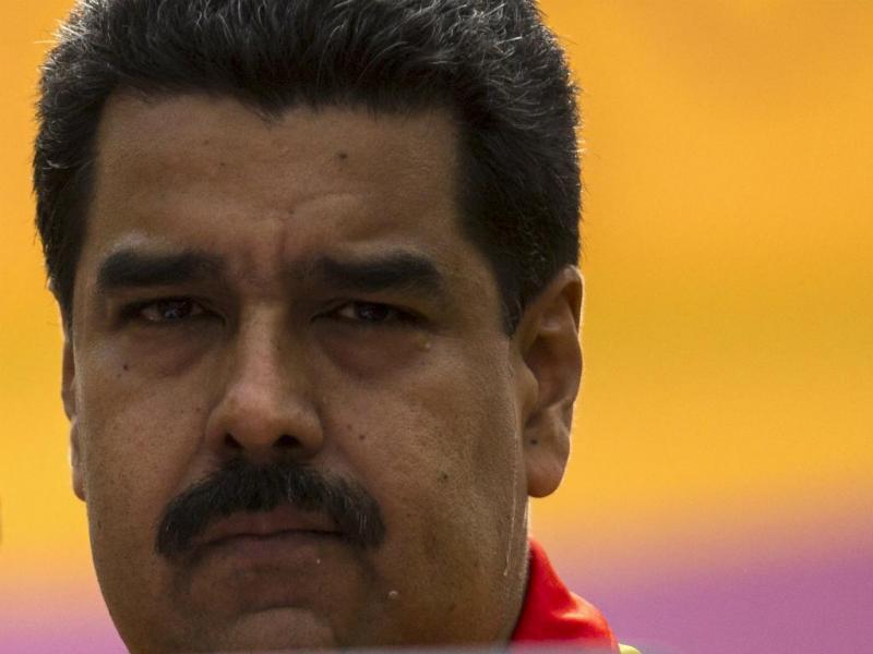 Nicolás Maduro [Reuters]