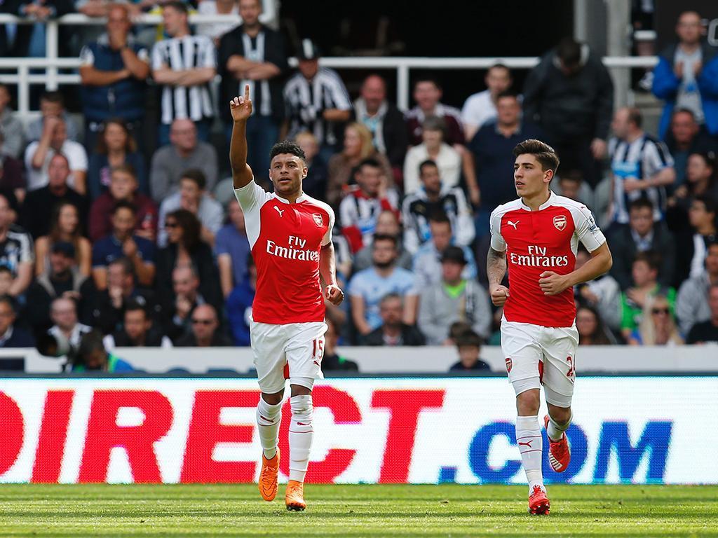 Newcastle-Arsenal (Reuters/ Andrew Yates)