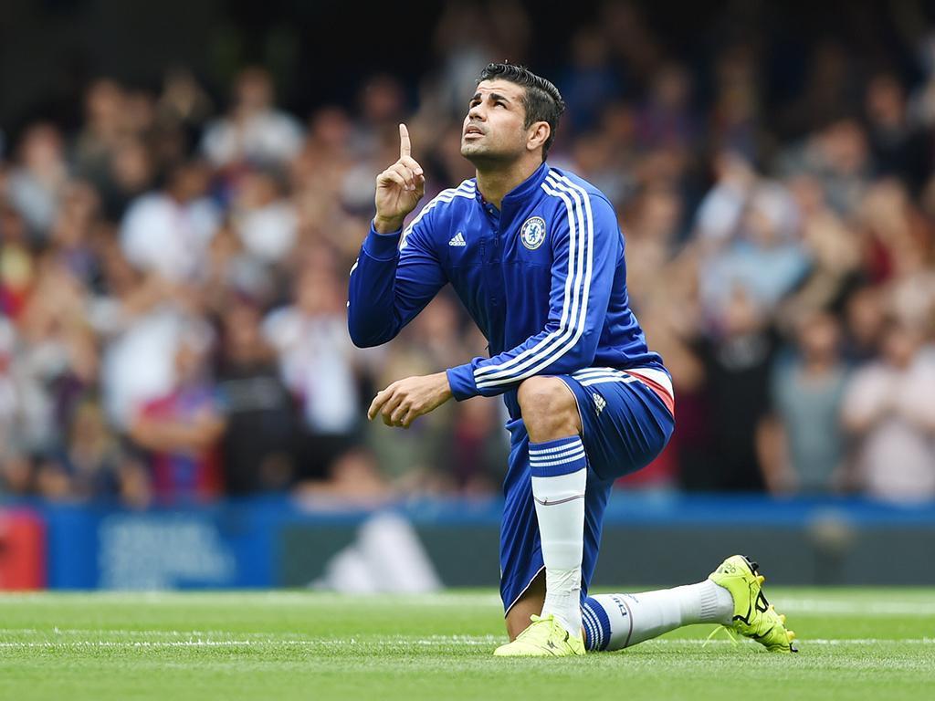 Diego Costa (Chelsea) - 17 golos, 34 pontos