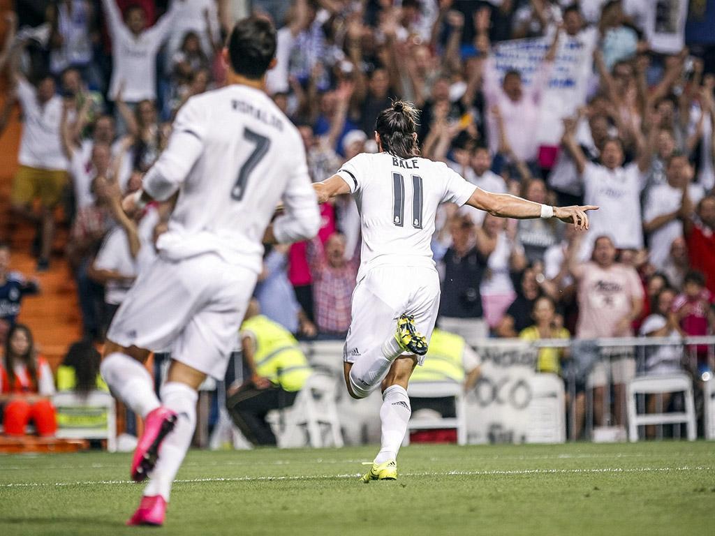 Real Madrid-Betis (LUSA/ Emilio Naranjo)