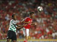 Benfica-Moreirense (REUTERS/ Rafael Marchante)