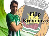 Filip Krovinovic (site Rio Ave)