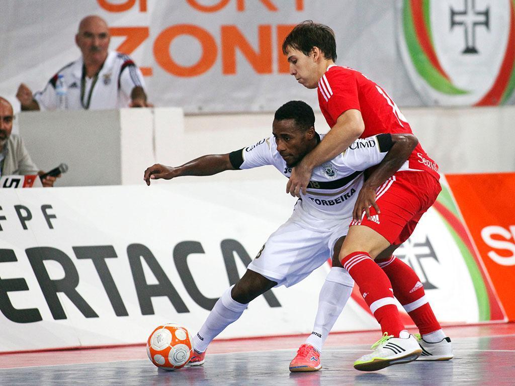 Futsal: Benfica-Fundão (LUSA/ José Coelho)