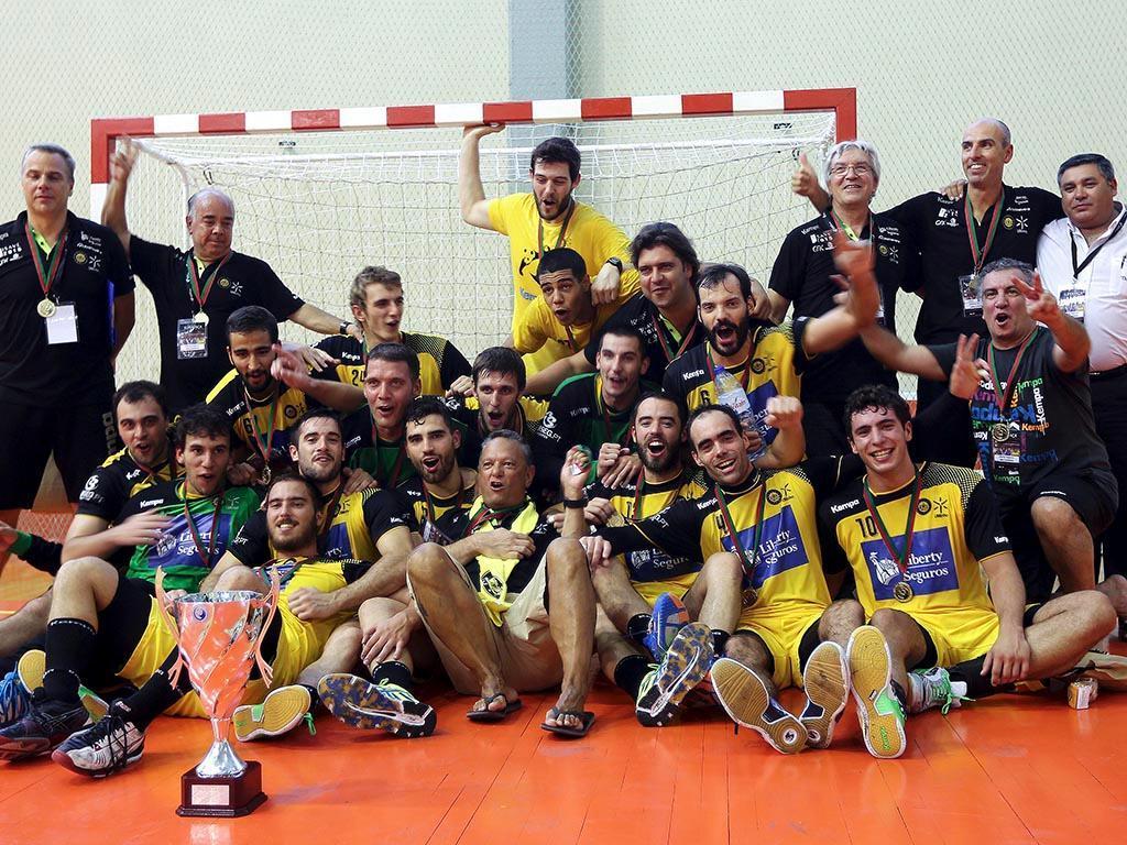 Andebol: ABC vence Supertaça (LUSA/ António José)