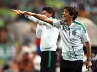Raul José vai deixar de ser adjunto de Jesus e regressa ao Sporting a partir de janeiro para liderar o departamento de scouting