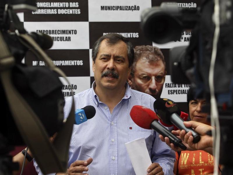 Mário Nogueira [Lusa]