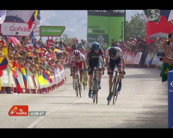 Vuelta: Demoulin contra Froome, Valverde, Aru e Quintana