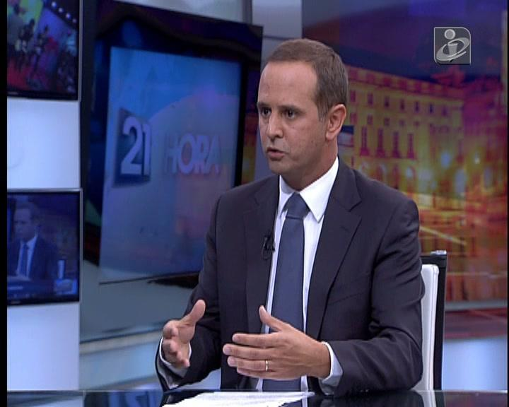 Fernando Medina diz que crise de refugiados