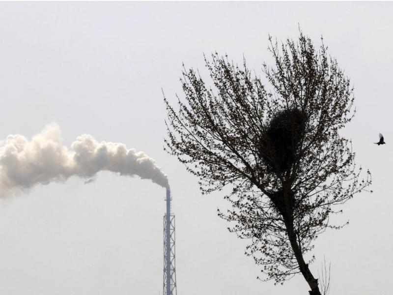 Aquecimento climático [Reuters]
