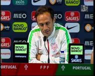Ricardo Carvalho e a grande penalidade de 2006 frente a França