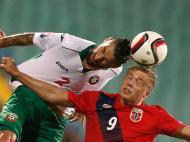 Bulgária-Noruega (REUTERS/ Stoyan Nenov)