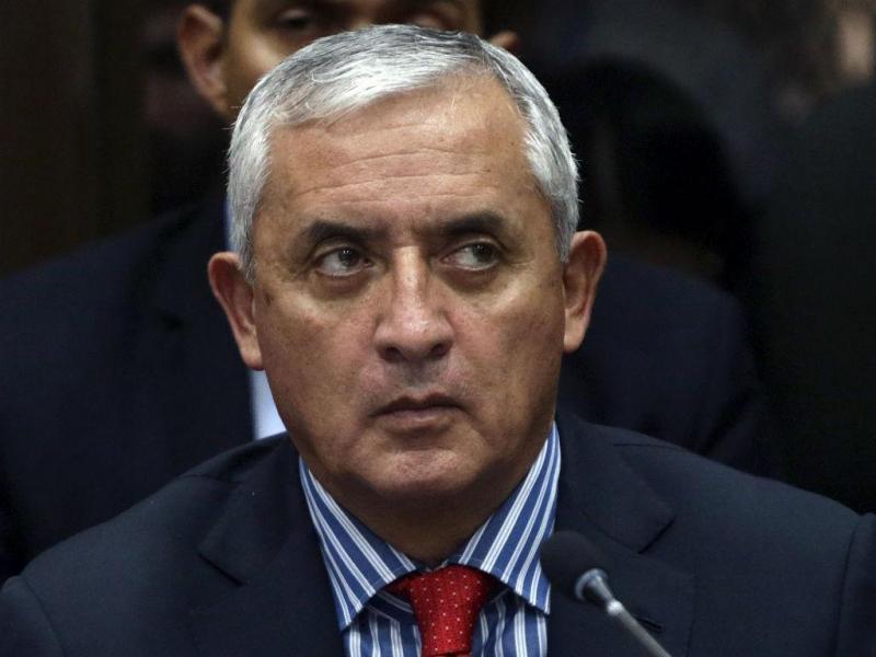Otto Pérez (REUTERS)