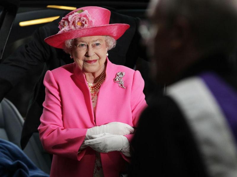 Os icónicos chapéus da Rainha de Inglaterra [Foto: Reuters]