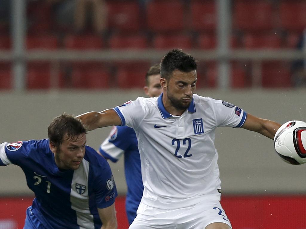 Grécia-Finlândia (REUTERS/ Alkis Konstantinidis)