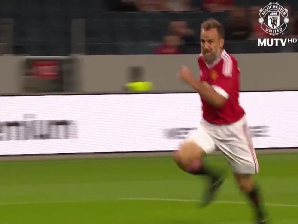 Poborsky (Manchester United TV)