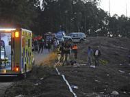 Seis mortos em acidente no Rali da Corunha