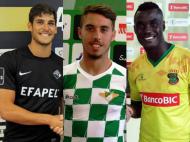Emprestados na Liga 2015/16
