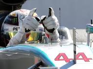 Hamilton em Monza