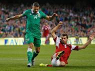 Irlanda-Geórgia (Reuters/ Paul Childs)