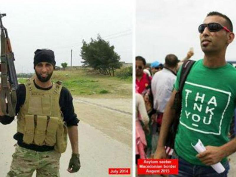 """Refugiado jihadista"" afinal lutou contra o Estado Islâmico"