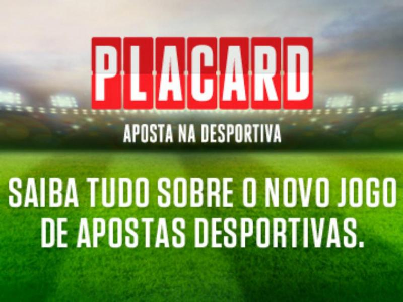 Placard - Santa Casa