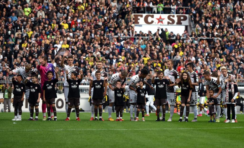 Saint Pauli-Dortmund