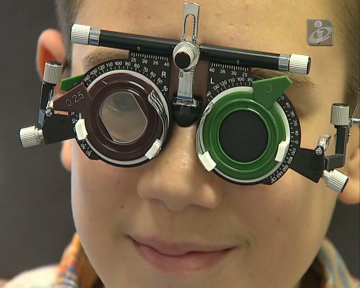 Uma em cada cinco crianças têm problemas de visão
