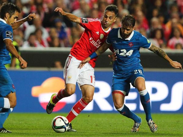 Resultado Benfica Hoje: Benfica-Belenenses, 6-0 (resultado Final)