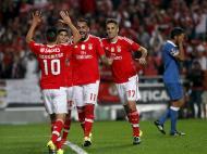 Benfica-Belenenses (REUTERS/ Hugo Correia)
