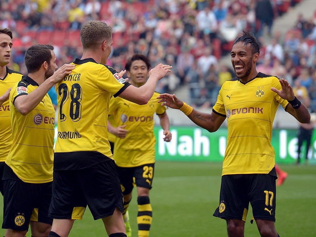 Hannover-Dortmund (Lusa)